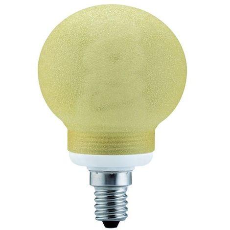10 x Paulmann 880.70 Energiesparlampe Kerze Cosy 7W E14 warmweiss gold
