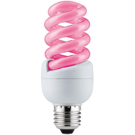 Paulmann 880.88 Energiepsparlampe Spirale 15W Rot E27 Sparlampe 230V