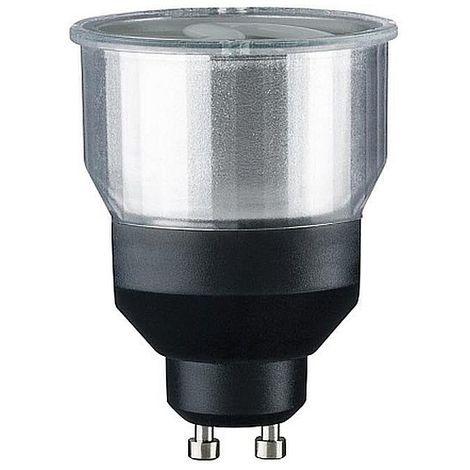 Paulmann 882.29 Energiesparlampe Reflektor 9W GU10 Warmweiß Klar