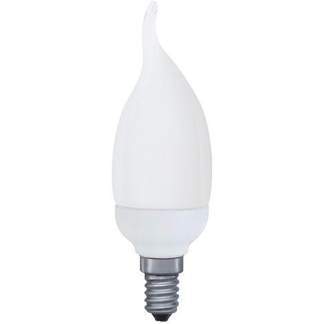 Paulmann 883.32 Cosy Energiesparlampe Kerze 7W Warmweiß E14