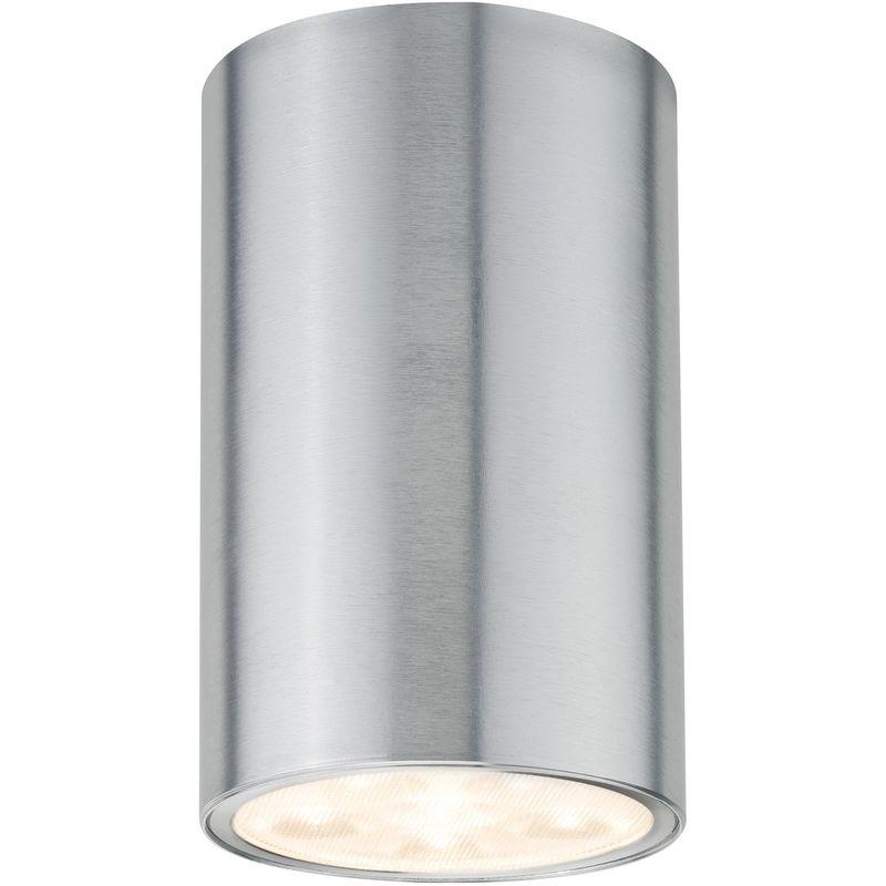 Paulmann 925.47 - LAMPADA A SOFFITTO IN ALLUMINIO ALTEZZA 135mm, DIAMETRO 83mm