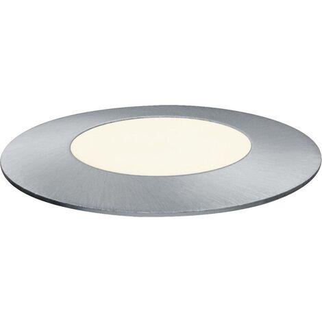 Paulmann 93951 Beleuchtungssystem Plug&Shine LED-Außeneinbauleuchte LED 2.5W Warm-Weiß Edelstahl S320371