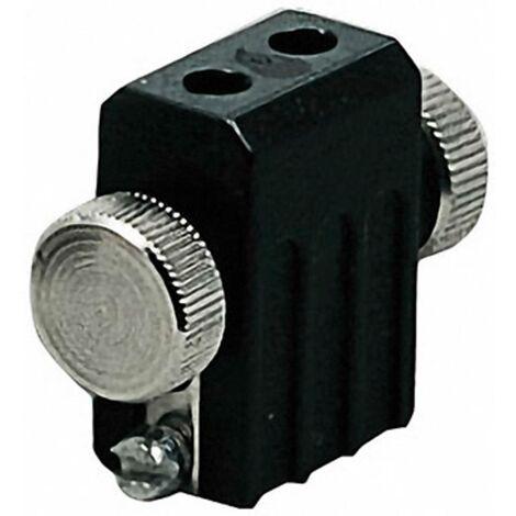 Paulmann Seil-Zubehör, Lampenhalter, 12 V Weiß oder Schwarz