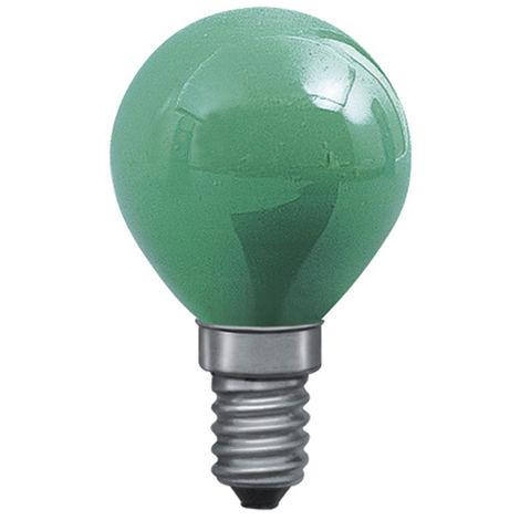 Paulmann Tropfenlampe 25W E14, dimmbar in Grün, Blau, Gelb, Rot, Deko-Licht