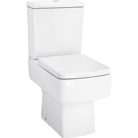 Paulo Close Coupled Toilet with Soft Close Seat