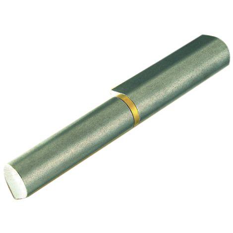 Paumelle à souder à bague laiton 100 mm - 106