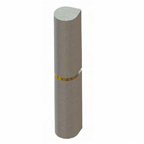 Paumelle à souder nœud plat inox - plusieurs modèles disponibles