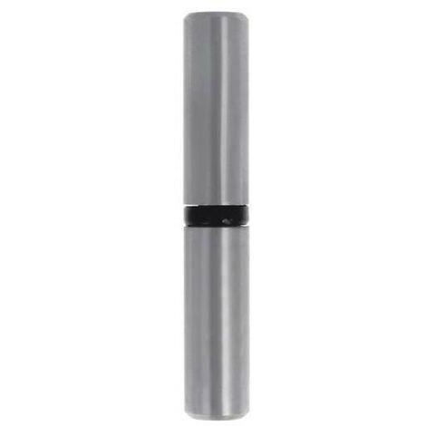 paumelle à souder ronde acier inoxydable 150x25 mm (boîte de 6)
