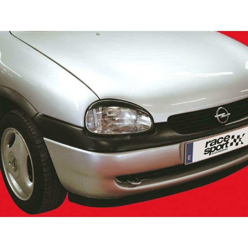 Paupieres de phares pour Opel Corsa 93-00 - PROMO ADN