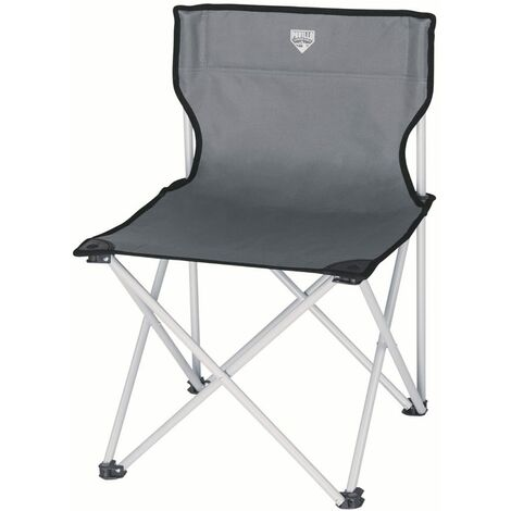 Pavillo Camping Chair Aluminium Grey