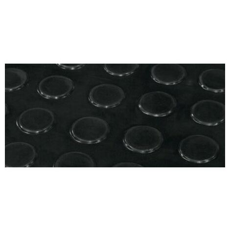 Pavimento de caucho circular por metros 120 cm ancho