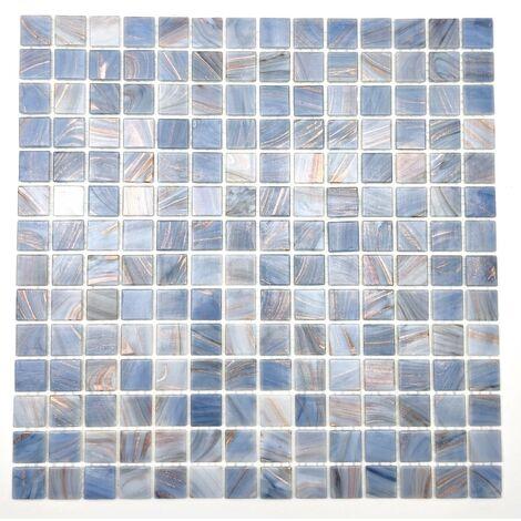 Pavimento e rivestimento in piastrelle e mosaico in bagno e doccia Speculo Cerude