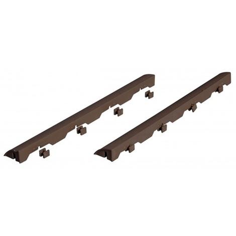 Pavimento in polipropilene effetto legno E40 LM