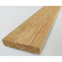 Pavimento legno decking esterno listone larice finger joint mm 20 x 115 x 3000