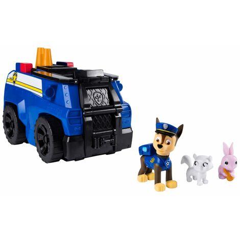 Paw Patrol Toy Car Chase Ride N Rescue
