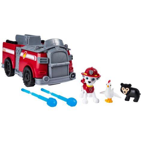 Paw Patrol Toy Car Marshall Ride N Rescue