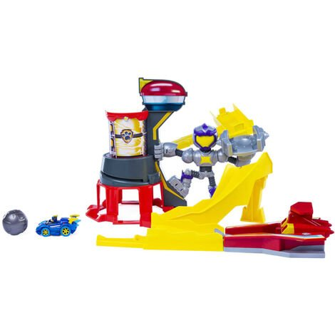 Paw Patrol True Metal Track Set Mighty Meteor