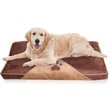 PawHut Almohada Cojin 100x70cm (Largo x Ancho) Cama Mascota Perro Gato