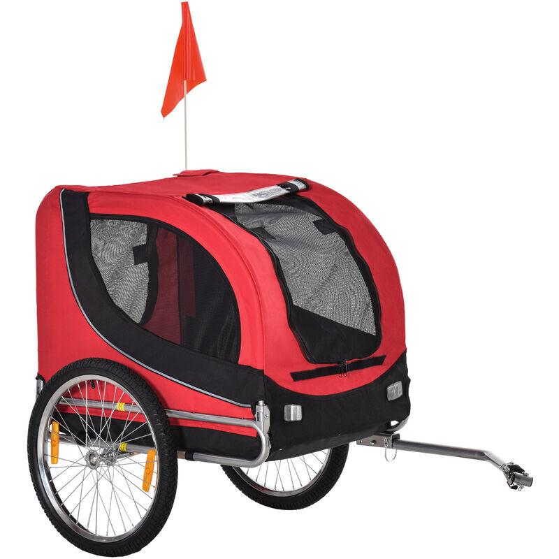 pawhut hundeanh nger fahrradanh nger hunde fahrrad. Black Bedroom Furniture Sets. Home Design Ideas