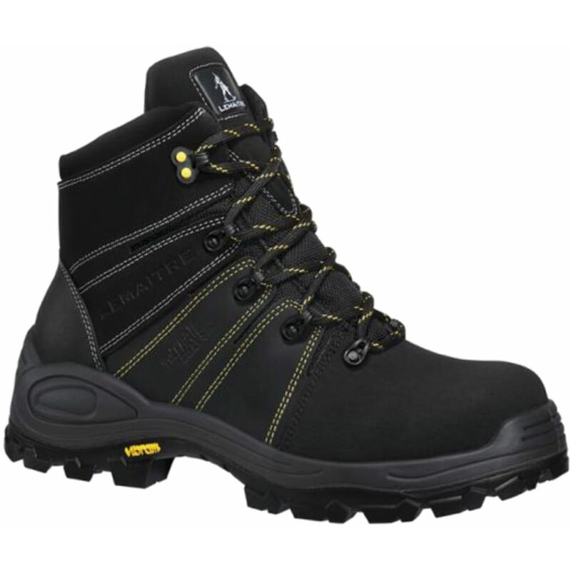 PB243 Trek Noir Black Boot SZ.8 - Perf