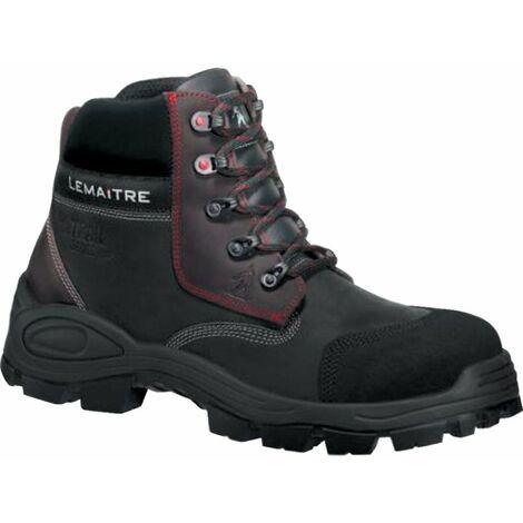 PB244C Varadero Black Safety Boots