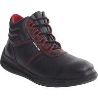 PB250 Riva High Steel Toe Cap Black Safety Boots