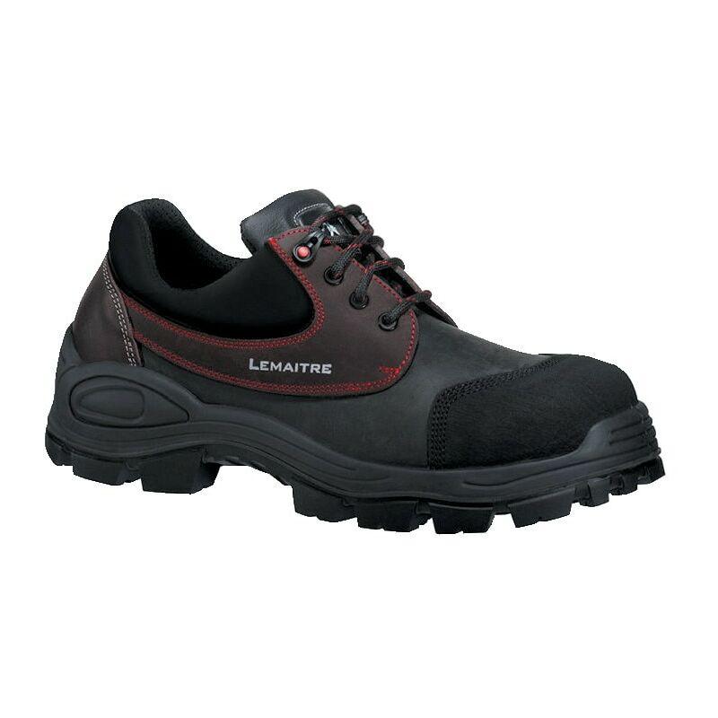 PB264C Versys Black Safety Shoe SZ.14 - Perf