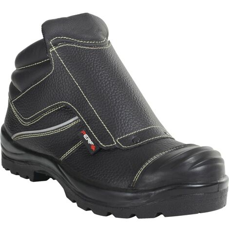 PB94C Men's Black Welders Safety Boots