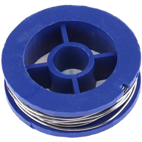 PC 0.8mm cables Mini puro alambre de soldadura No-Clean Flux estano de soldadura de alambre pequeno rollo Tipo de soldadura