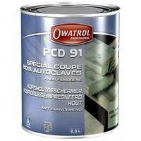 PCD 91 Vert autoclave 2.5L