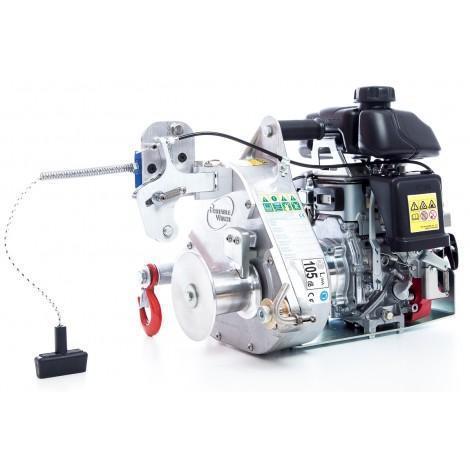 PCH1000 Treuil portable de tirage et levage thermique moteur HONDA
