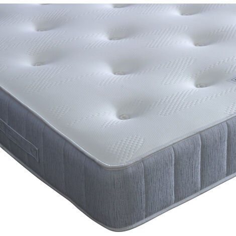 Pearl Contour Memory Foam Mattress King Size
