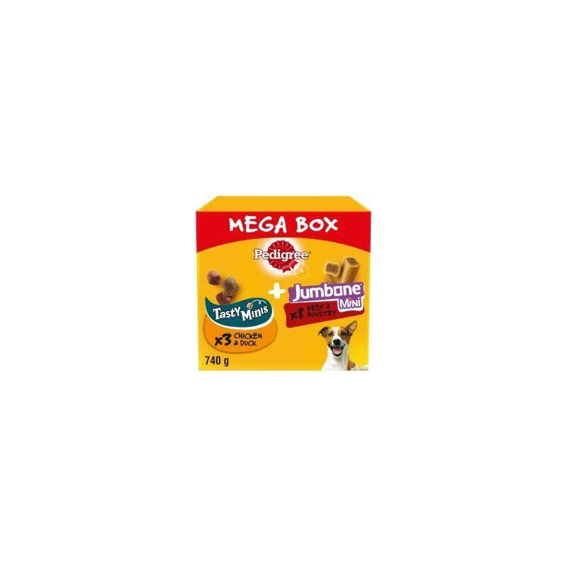 Image of Ped T/Mini&Jumb Mega Box 740g - 667734 - MARS
