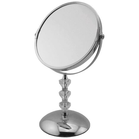 Pedestal Mirror with Acrylic