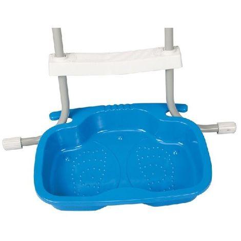 Pédiluve piscine Intex