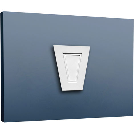 "main image of ""Pediment Door frame Door cover Orac Decor D402 LUXXUS Decoration Element of stucco classic white"""