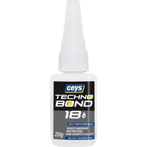 Pegamento Cianocrilato Humedo 20 G - TECHNOBOND18 - 550226