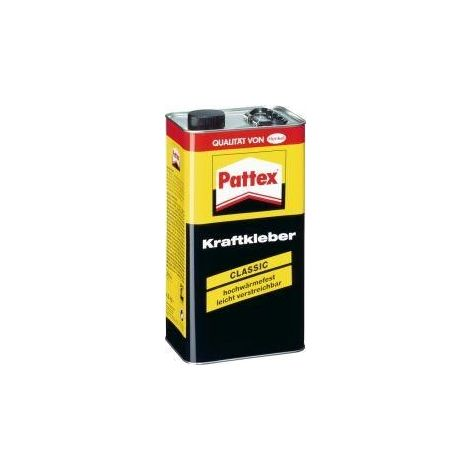 Pegamento de la energía de Pattex Classic 4.5 kg Henkel