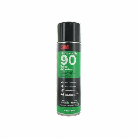 Pegamento en aerosol 3M Hi-Strength 90 de alta resistencia
