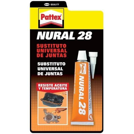 Pegamento Juntas - PATTEX NURAL 28 - 1372203 - 40 ML
