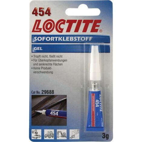 Pegamento líquido LOCTITE 454 3g TB (por 12)
