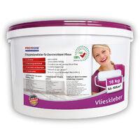 Pegamento listo para usar PROFHOME 300-13 adhesivo para superficies murales pegamento para no tejidos | 16 kg para 105 m2