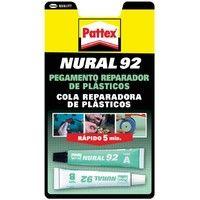 Pegamento Plastico - PATTEX NURAL 92 - 1671587 - 22 ML