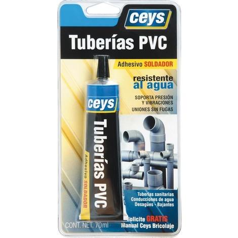 Pegamento Pvc Tuberias Blist - CEYS - 501029 - 70 ML