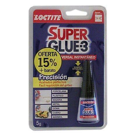 PEGAMENTO SUPER-GLUE-3 5GR. 607977