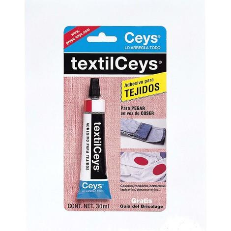 Pegamento Tejidos - CEYS - 501024 - 31 G