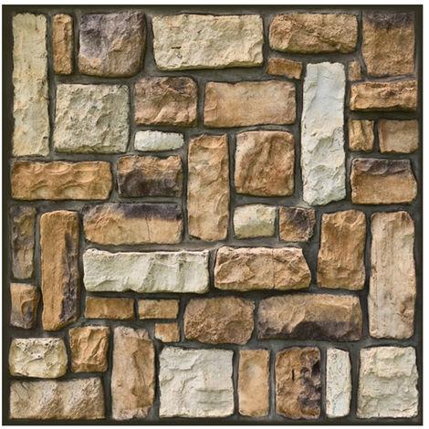 Pegatina de decoracion de azulejos impermeables para ba?o, 30*30cm, 506#