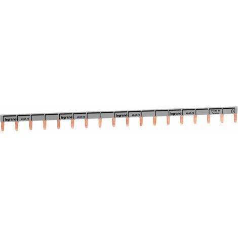 Peigne 18 appareils Ph ou N Legrand HX3