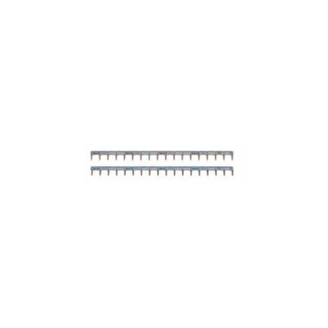 Peigne de raccordement réversible (phase +neutre) - 57 modules - Legrand