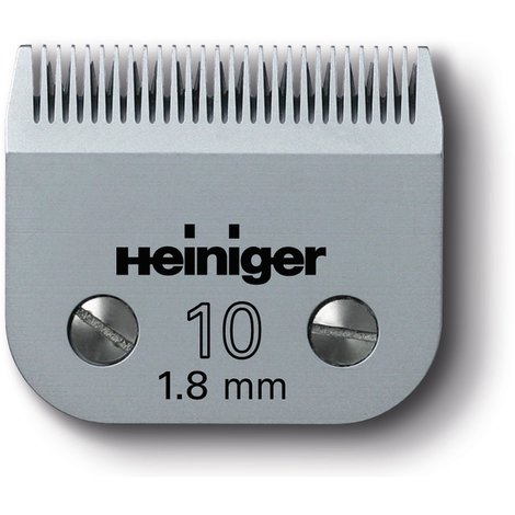 Peigne tondeuse cheval Heiniger Saphir 1,5mm - Ukal